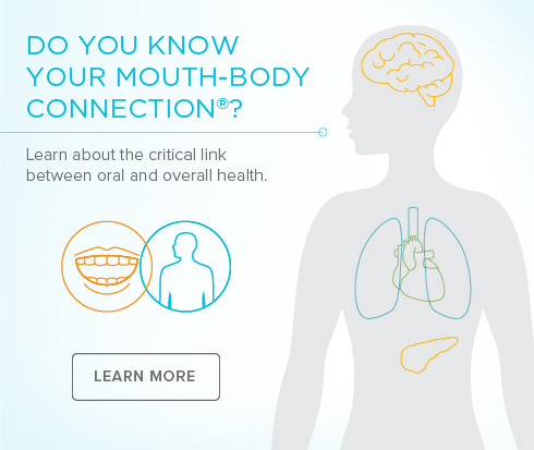 Spring Valley Dentist Office - Mouth-Body Connection